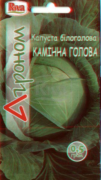 Капуста білоголова Камінна голова