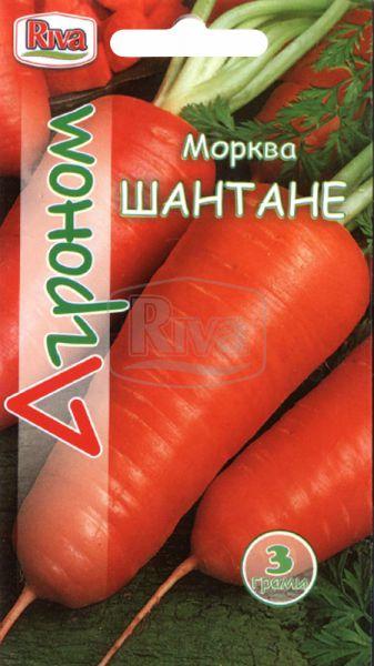 Морква Шантане