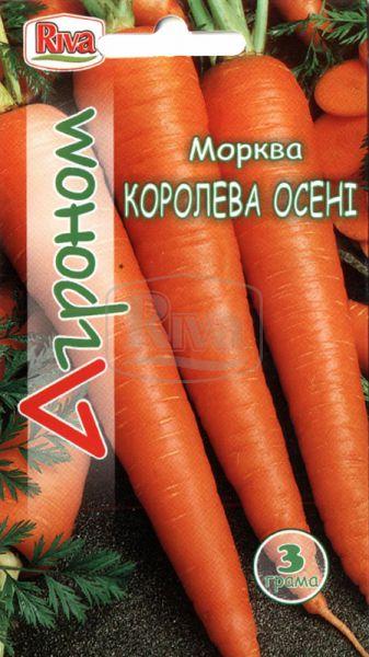 Морква Королева Осені