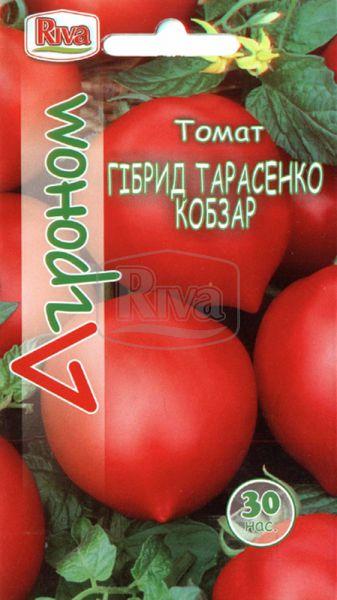 Томат Гібрид Тарасенко Кобзар