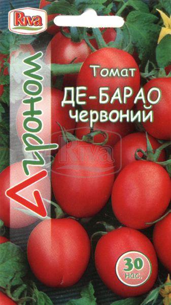 Томат Де-Барао червоний