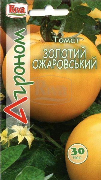 Томат Золотий Ожаровський