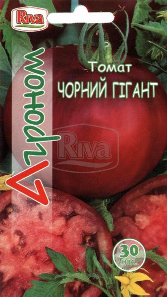 Томат Чорний гігант