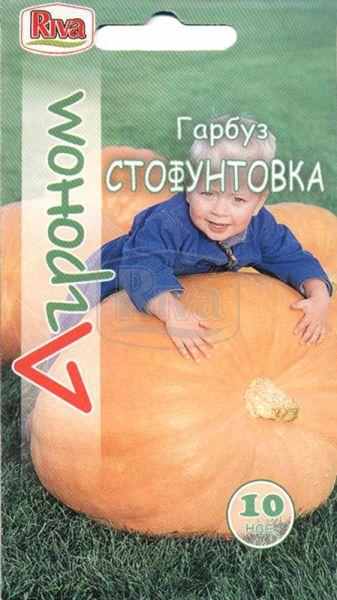 Гарбуз Стофунтовка