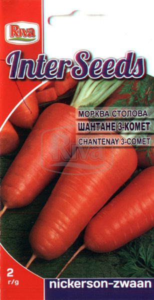 Морква Шантане 3-Комет