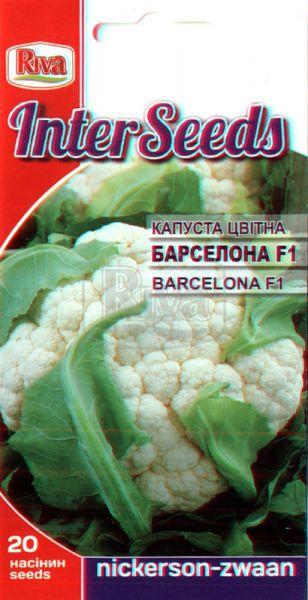 Капуста Барселона F1