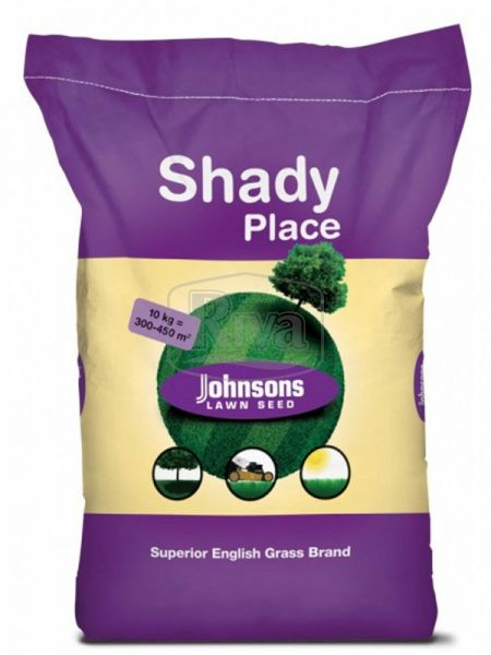 Johnsons Shady Place Hot (тіньова)