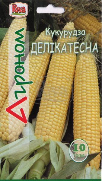 Кукурудза Делікатесна